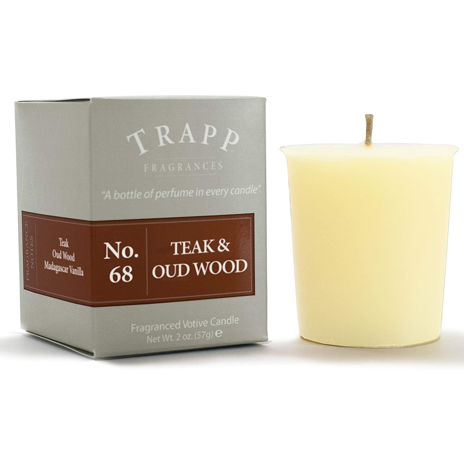 Set of 3 Trapp 2oz Votive Candle Favorite Fall Scents Variety