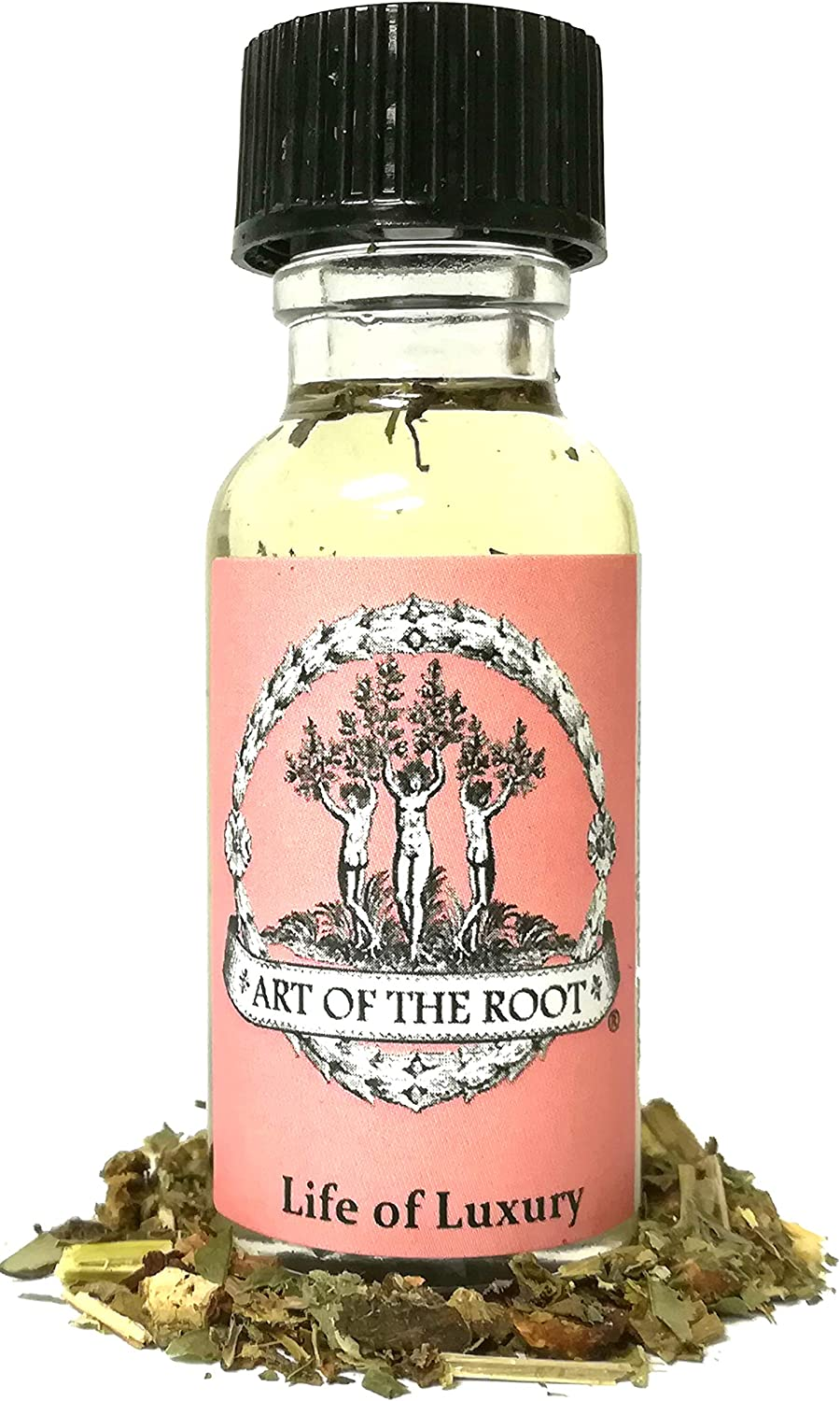 Life of Luxury Oil for Wealth, Riches New Ventures, Business Growth & Financial Prosperity Hoodoo Voodoo Wiccan Pagan Magick