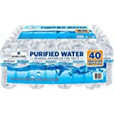Member's Mark 40 Piece Purified Bottled Water, 16.9 oz.