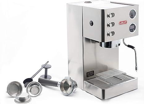 Lelit PL91T Victoria, Máquina de Espresso Semiprofesional ...