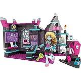 Mega Bloks Monster High Mad Biteology Class Building Set