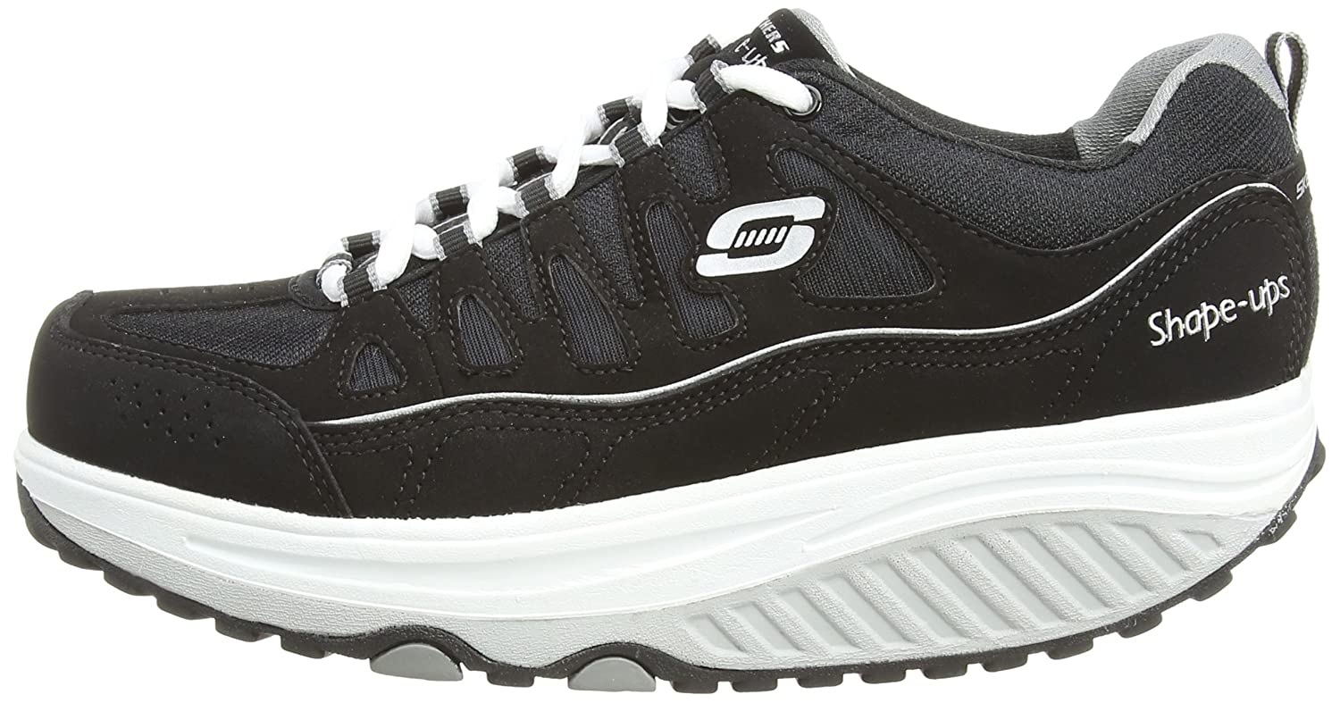 Delle Donne Skechers Shape Up 2.0 Moda Scarpa Da Tennis RqTknhlSpE