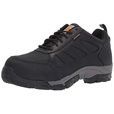Amazon.com   Carhartt Men's Lightweight Wtrprf Low-Height Work Hiker Carbon Nano Safety Toe Cmo3481 Industrial Boot   Industrial & Construction Boots