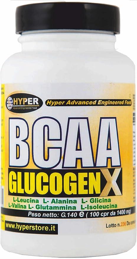 Aminoácidos BCAA Glucogenetici. Con 6 aminoácidos (alanina ...