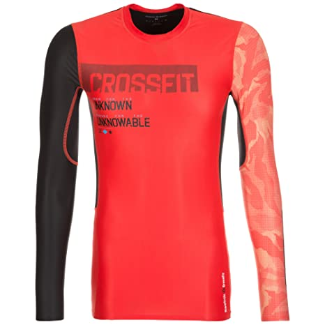 Reebok Crossfit Compression Camiseta de Entrenamiento