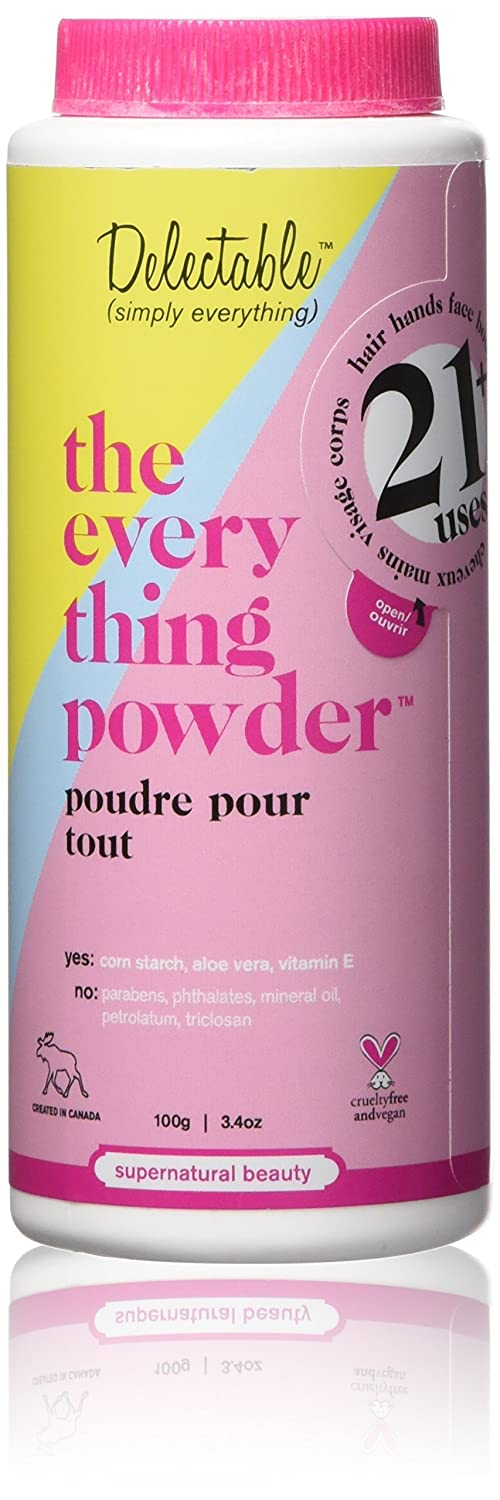Delectable by Cake Beauty Everything Powder, 100g C667