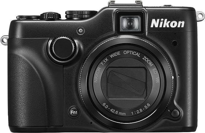 Nikon Coolpix P7100 - Cámara digital 10.1 Megapíxeles: Amazon.es ...