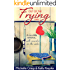 Out of the Frying Pan - A cozy little romance ... with murder on the side.