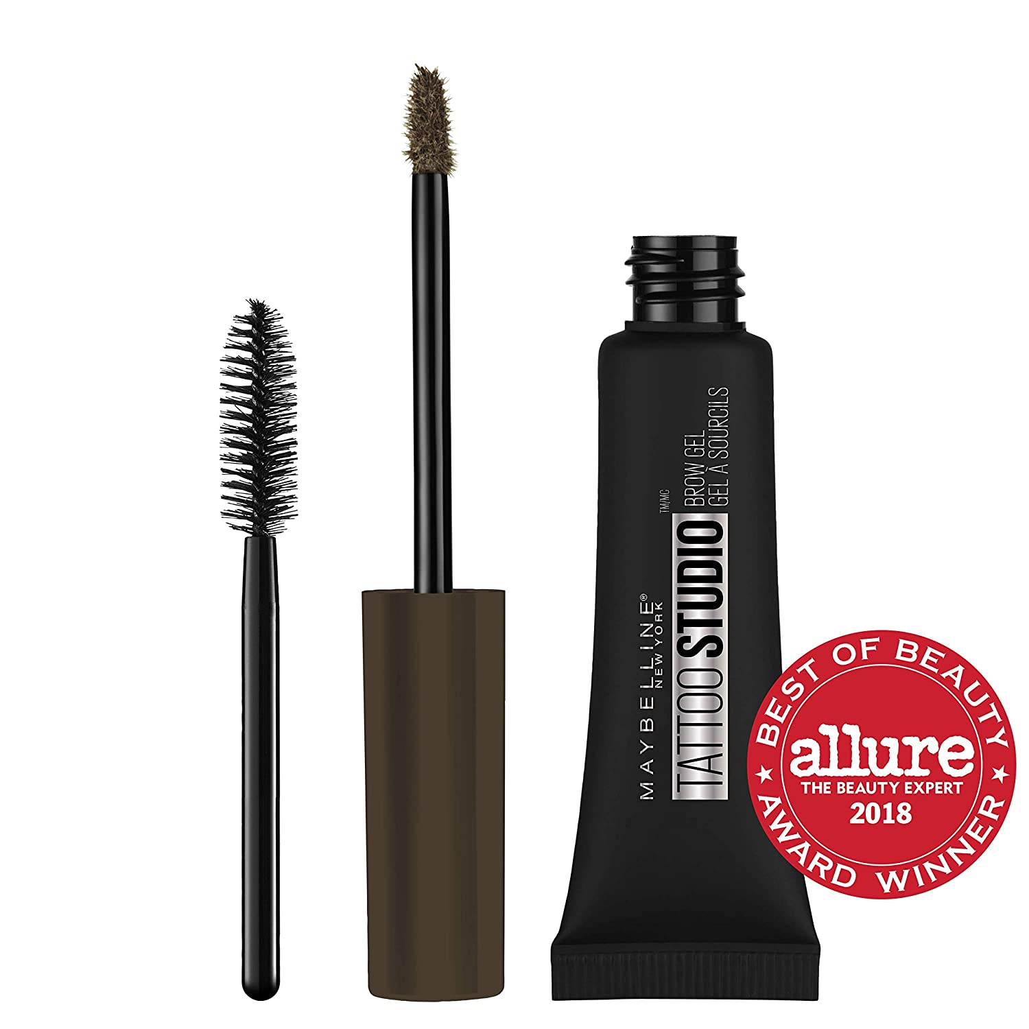 Achieve 24H Long-Lasting Brows with Maybelline\'s New Tattoo Brow Ink ...