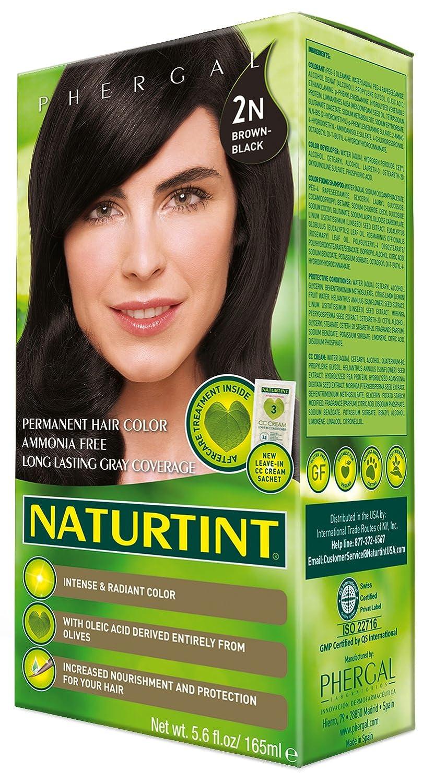 Amazon Naturtint Permanent Hair Color 2n Brown Black 528 Fl