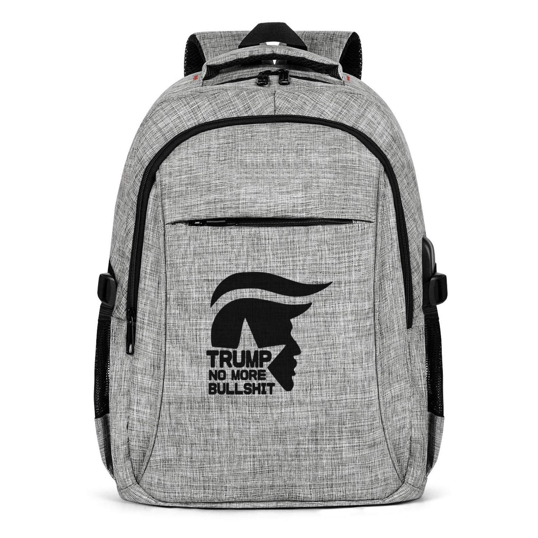 Best Laptop Backpack 2020.Amazon Com Lunchbaggg Laptop Backpack For Men Women Trump