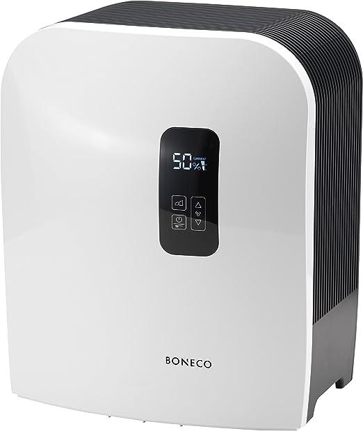 Boneco W490 - Humidificador limpiador del aire, 300 g/h, 18 W, 50 ...
