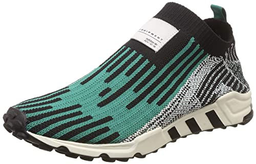 Zapatillas adidas - EQT Support SK PK Negro/Verde/Blanco Talla: 43-1/3: Amazon.es: Zapatos y complementos