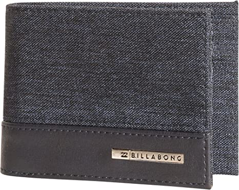 Billabong - Cartera para hombre azul NAVY HEATHER: Amazon.es ...