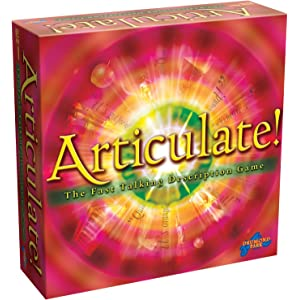 Drumond Park Articulate! Family Board Game - The Fast Talking Description Game | Ideal Christmas Gift, Christmas Game | Family Games For Adults And Kids Suitable From 12+ Years