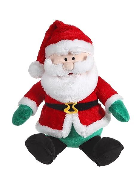 Babbo Natale 50.Gipsy 070247 Peluche A Forma Di Babbo Natale 50 Cm Amazon It