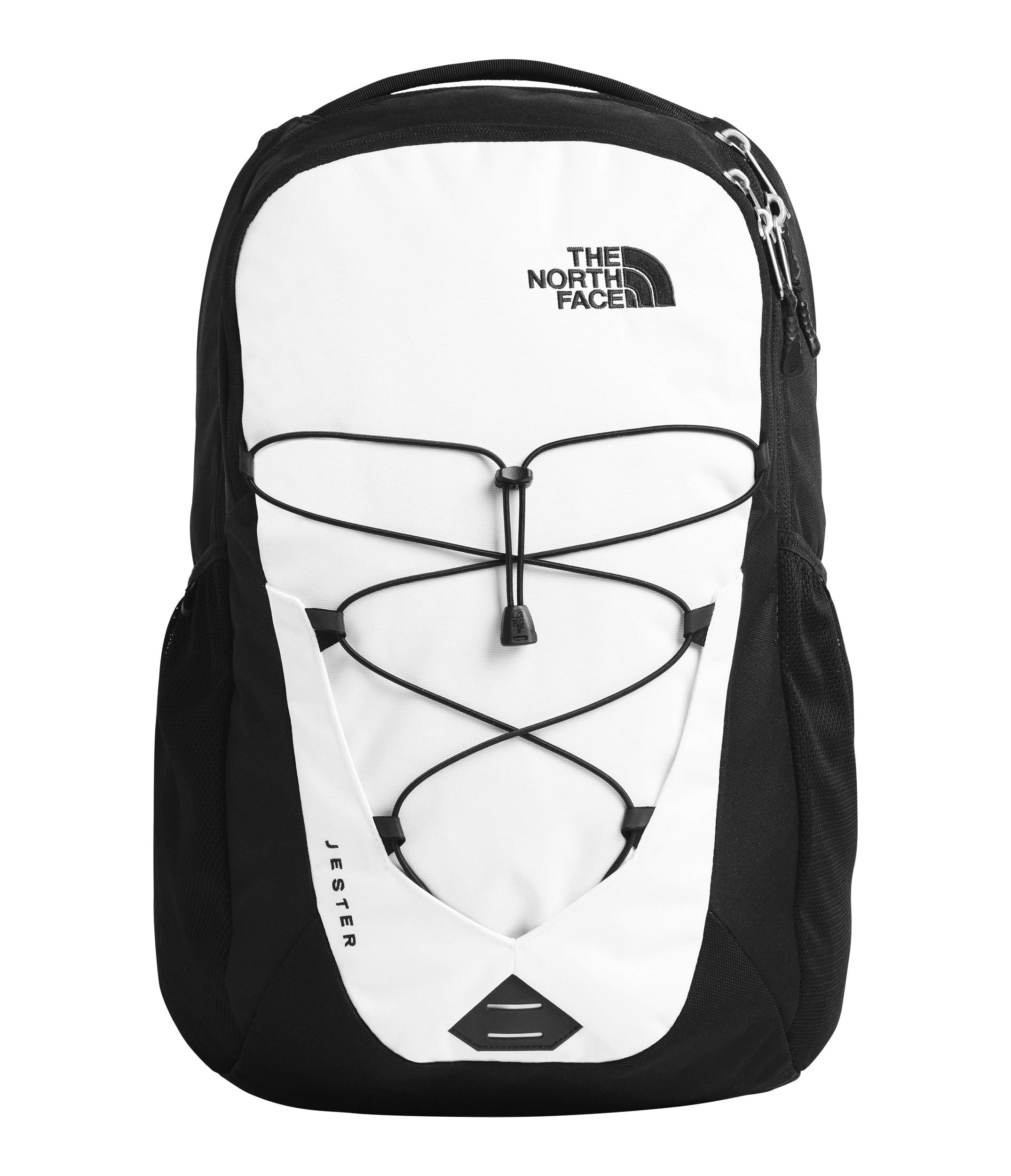 The North Face Jester Backpack, TNF White/TNF Black by The North Face