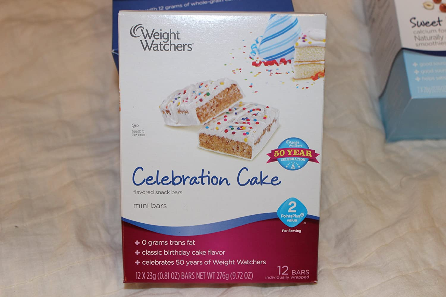 Amazon Weight Watchers Celebration Cake 2 Point Plus Value Health Personal Care