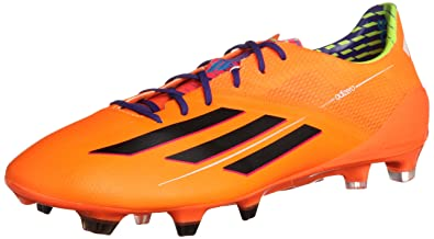 big sale 3e9b3 915c4 adidas Performance Mens Football Boots, Orange (Solar ZestBlast  PurpleBlack)