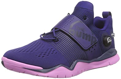 Reebok Women s Zpump Fusion Tr Running Shoes  Amazon.co.uk  Shoes   Bags c0f4be08f