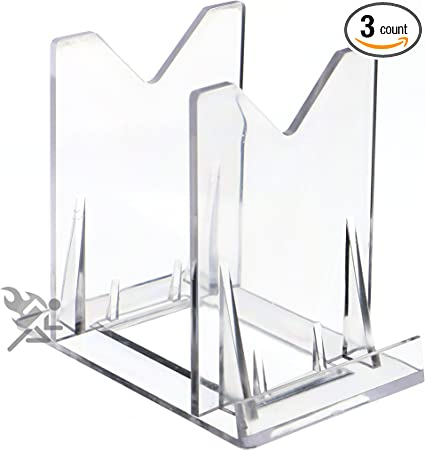 100 Pack Fishing Lure Display Stand Easels