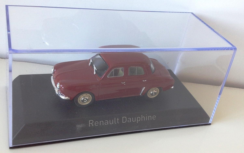 Gé né rique Renault Dauphine Rouge 1/43 Norev