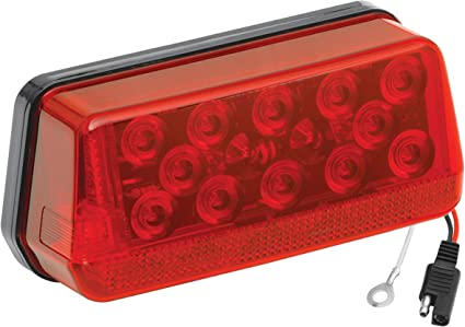 Wesbar 2823283 Combination Under 80 Tail Light