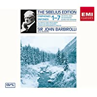 The Sibelius Edition: Symphonies 1-7