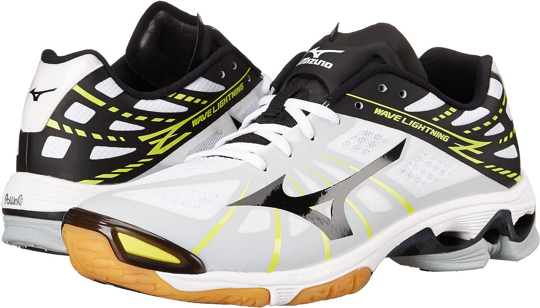 mizuno women's wave lightning z5 indoor court shoe hombre informacion