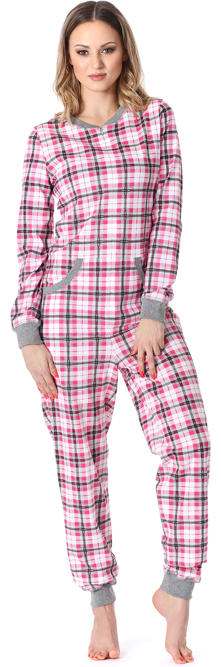 46b7d7ba824b Merry Style Pijama Entero Una Pieza Ropa de Cama Mujer MS10-175 product  image