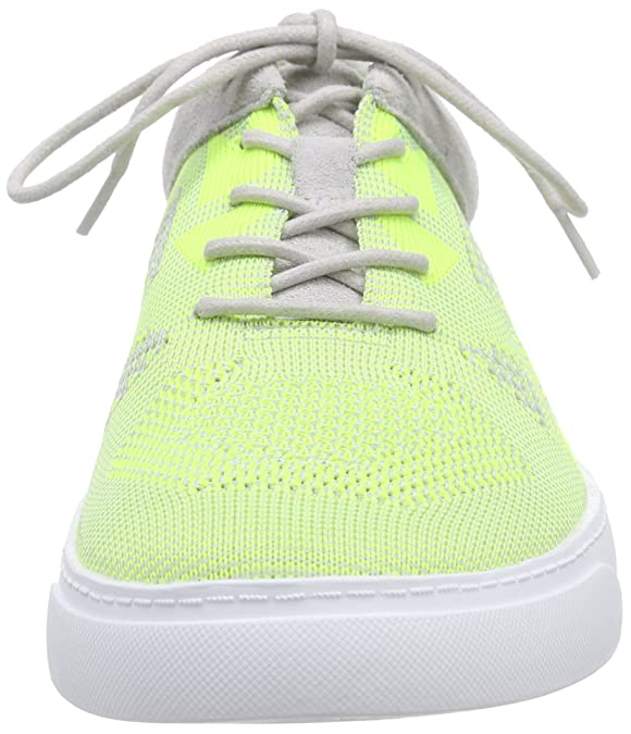 Clarks Glove Glitter, Damen Sneakers, Gelb (Yellow Neon Knit), 40 EU (6.5  Damen UK): Amazon.de: Schuhe & Handtaschen