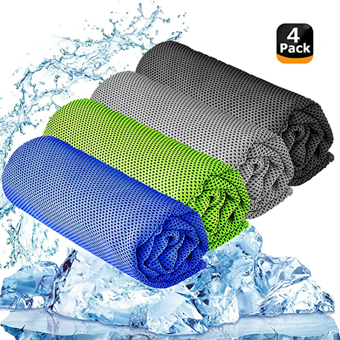 Top 10 Cooling Towel Pva Covered With Microfiber