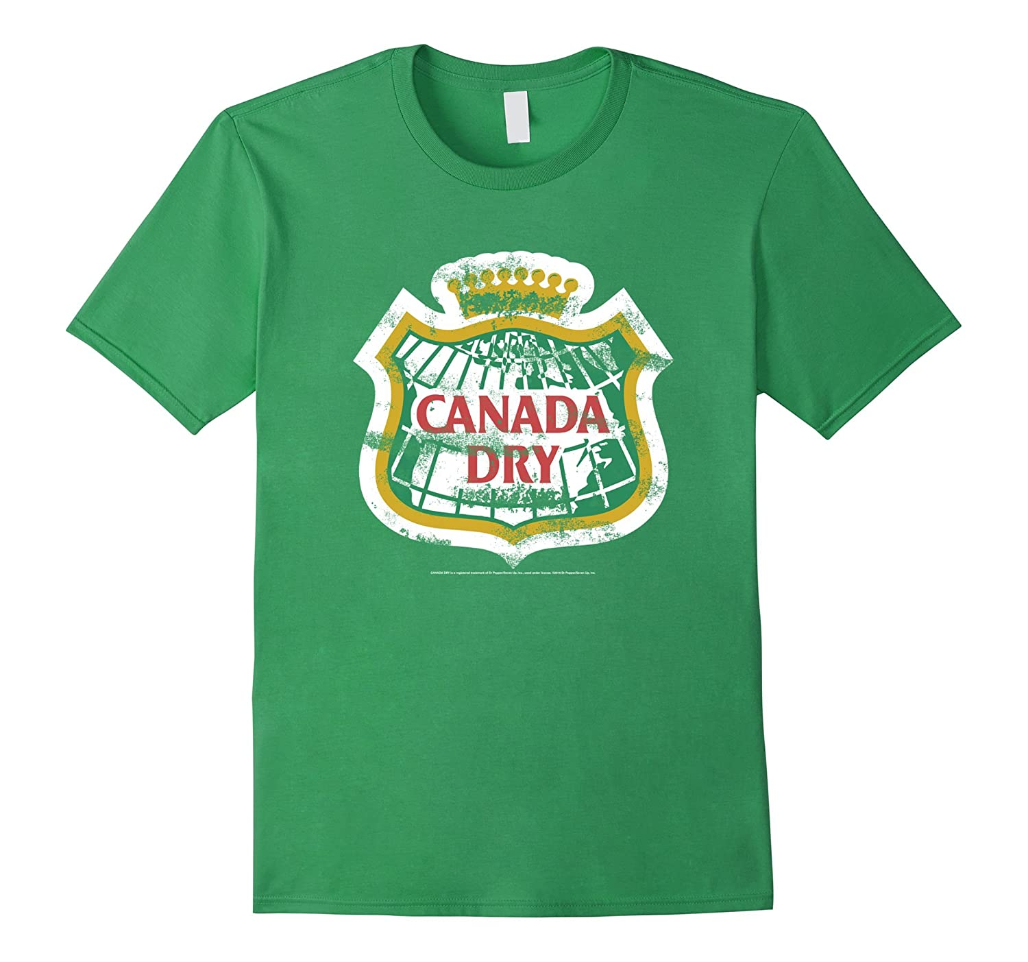 Canada Dry T-Shirt | Classic Look style #25289-FL