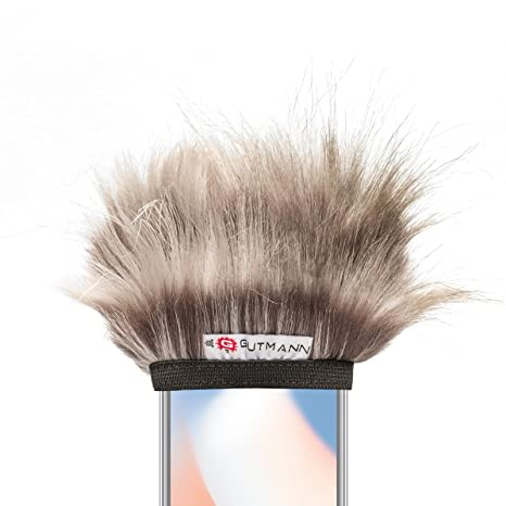 Gutmann Fur Microphone Windshield Windscreen for Samsung