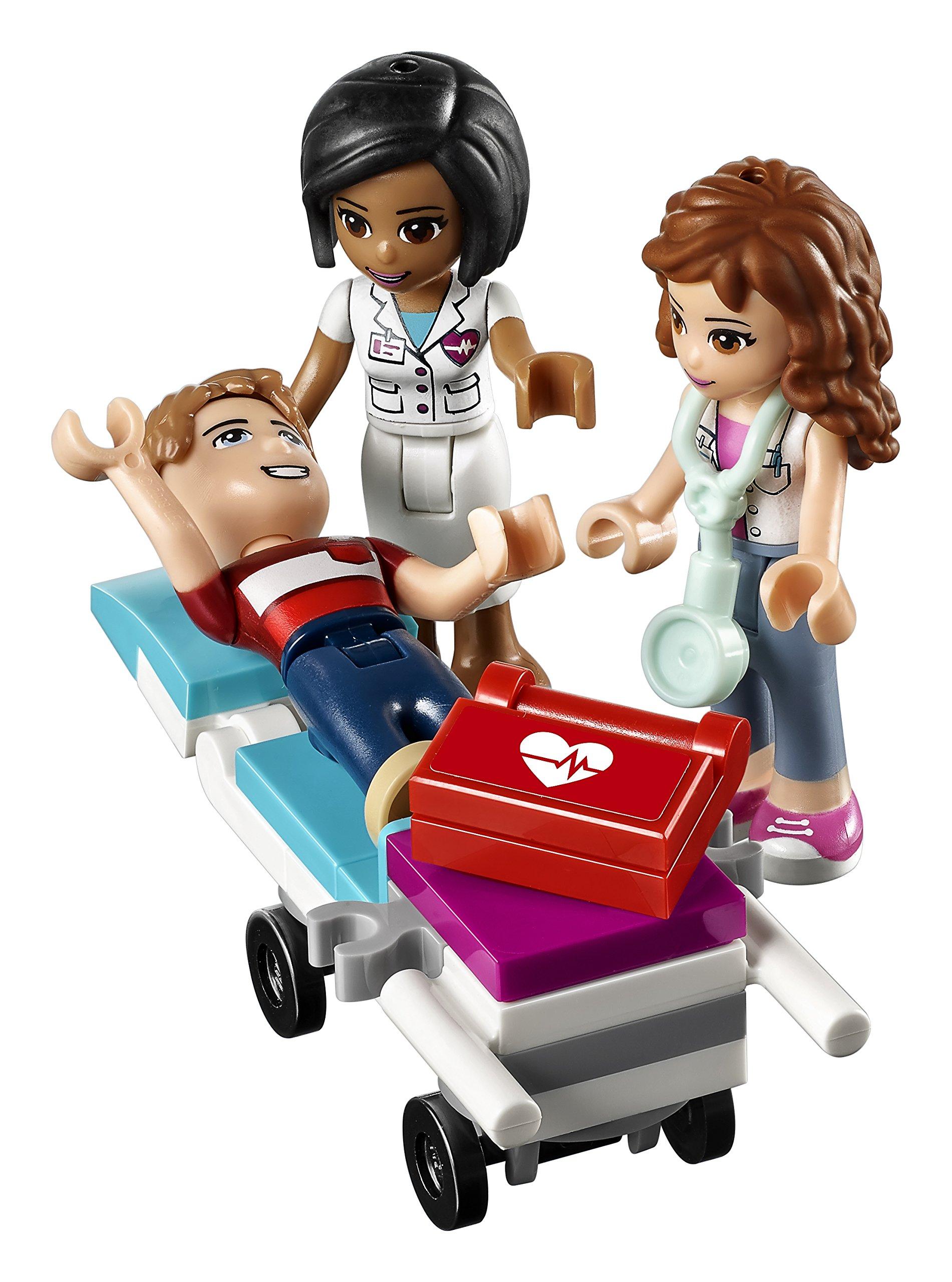 LEGO Friends Heartlake Hospital 41318 Building Kit (871 Piece) by LEGO (Image #7)