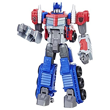 Amazon Com Transformers Toys Heroic Optimus Prime Action Figure