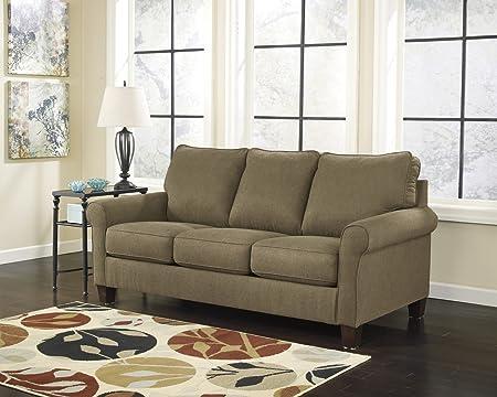 Zeth Basil 82 Queen Sofa Sleeper By Ashley Amazon Co Uk Kitchen