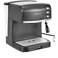 Deals on AmazonBasics Espresso Machine and Milk Frother