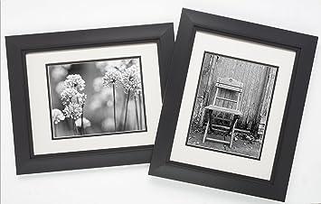 Amazoncom Old Town 2pk 11x14 Designer Frames Black Studio