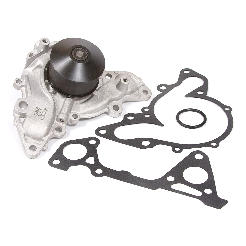 97 04 Mitsubishi 35 Sohc 24v 6g74 Timing Belt Kit W 3vze Tensioner Hydraulic Gmb Water Pump Valve Cover Gasket Automotive