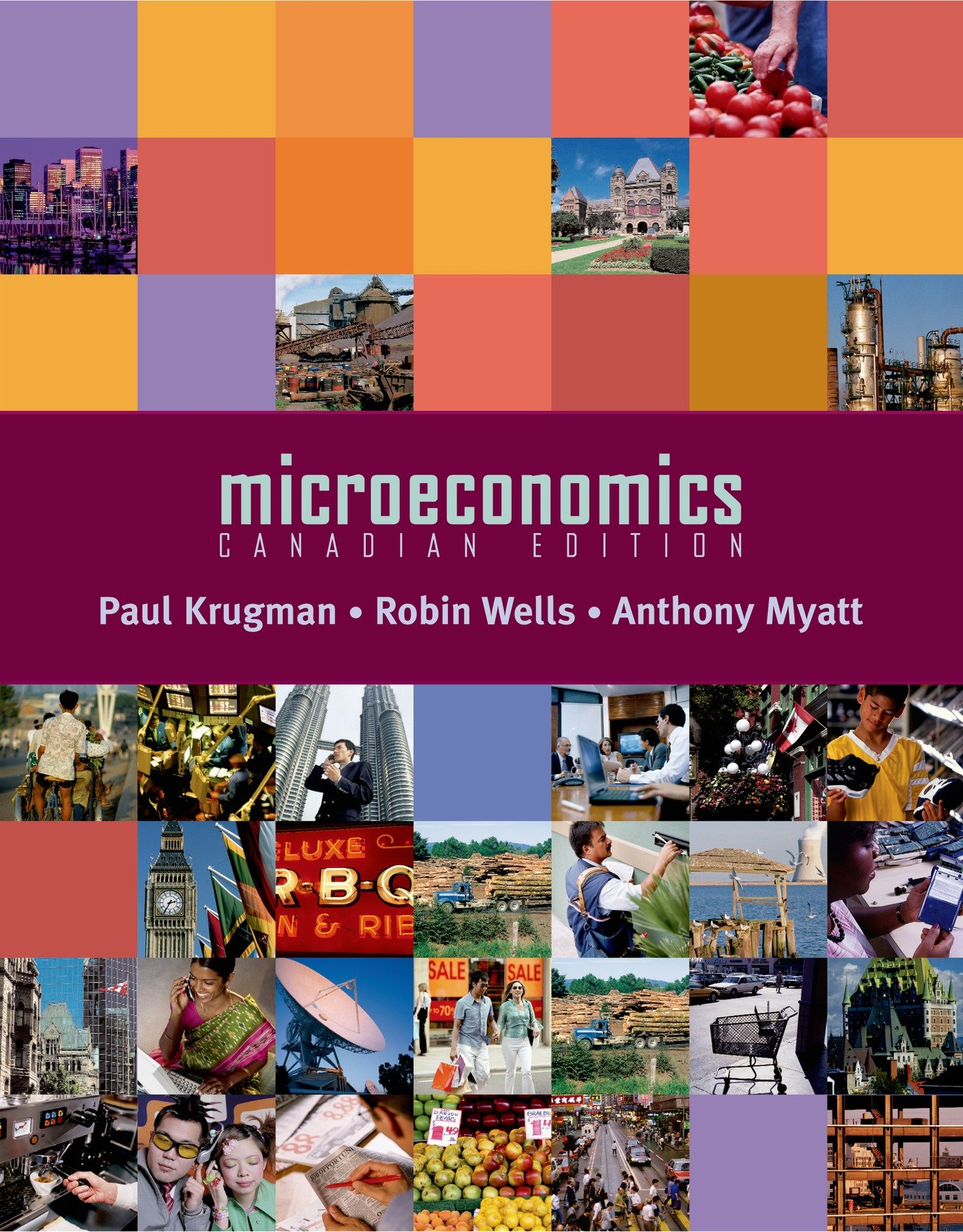 Microeconomics canadian edition paul krugman robin wells anthony microeconomics canadian edition paul krugman robin wells anthony myatt 9780716786894 books amazon fandeluxe Images