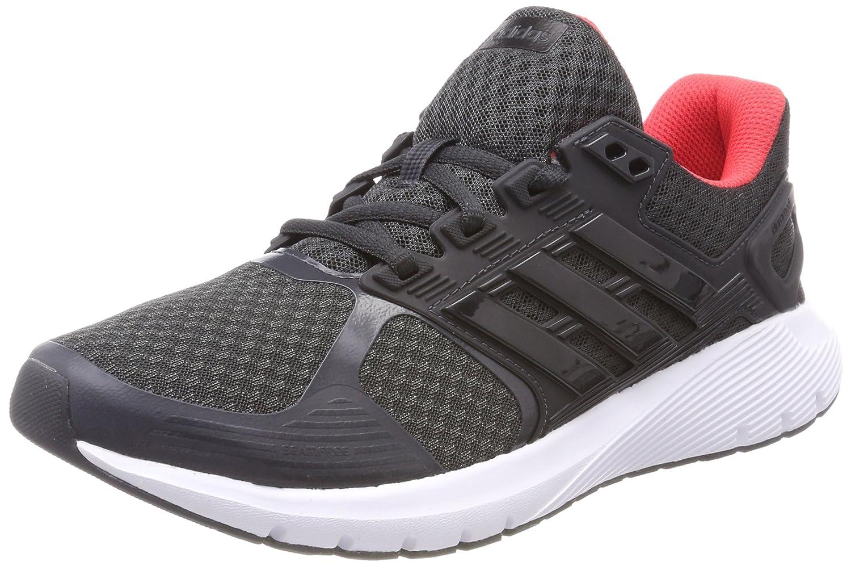 Adidas Duramo 8 W, Zapatillas de Running para Mujer 38 EU|Gris (Carbon / Carbon / Real Coral 0)