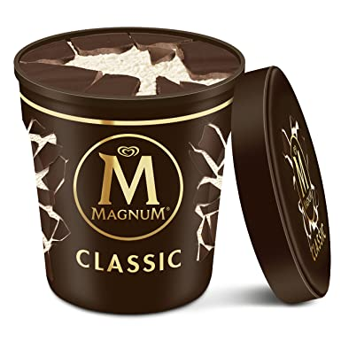 Magnum Pint Clásico Helado Tarrina - 440 ml