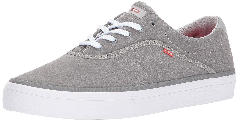 Globe Men's Sprout Skate Shoe 7 D(M) US|Grey/White