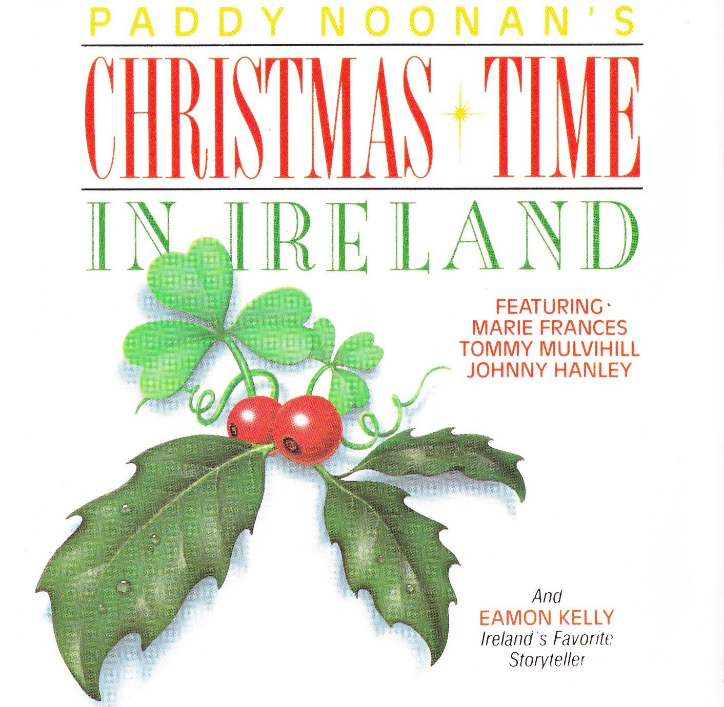 Paddy Noonan - Christmas Time in Ireland - Amazon.com Music