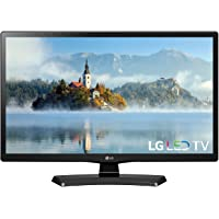 LG 24LJ4540 TV, 24-Inch 720p LED - 2017 Model