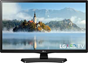 LG 22LJ4540 TV, 22-Inch 1080p IPS LED - 2017 Model