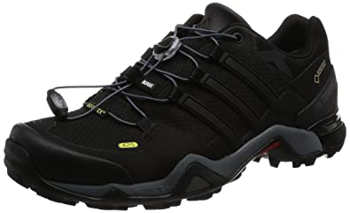 check out cc6b0 b0976 adidas Men s Terrex Fast R GTX Low Rise Hiking Shoes, core Black Footwear  White