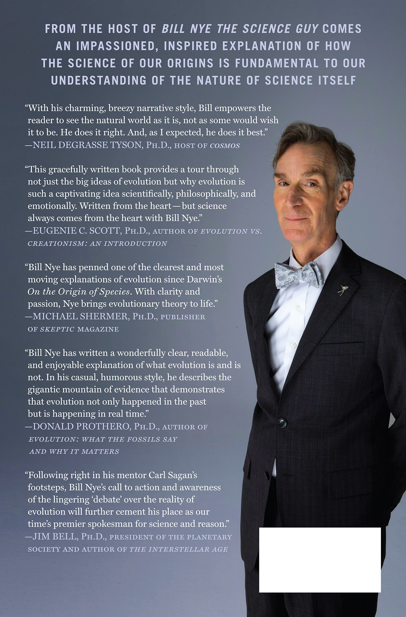 undeniable evolution and the science of creation bill nye corey s