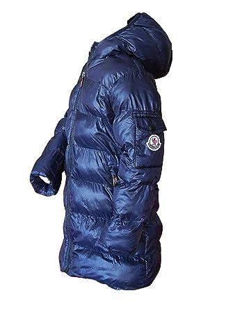 buy online e5c65 1bde8 Moncler Kinder Jacke mit Kapuze (9-10 Jahre): Amazon.de ...